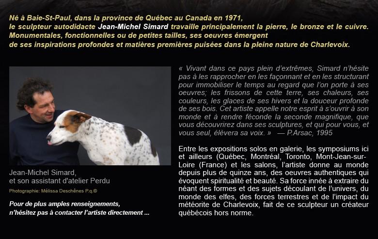 Profi de Jean-Michel Simard